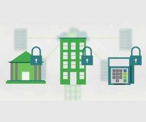 still from an Azure animated video